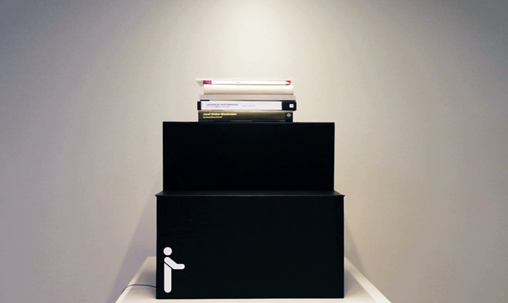 Oristand - складной стол для работы стоя