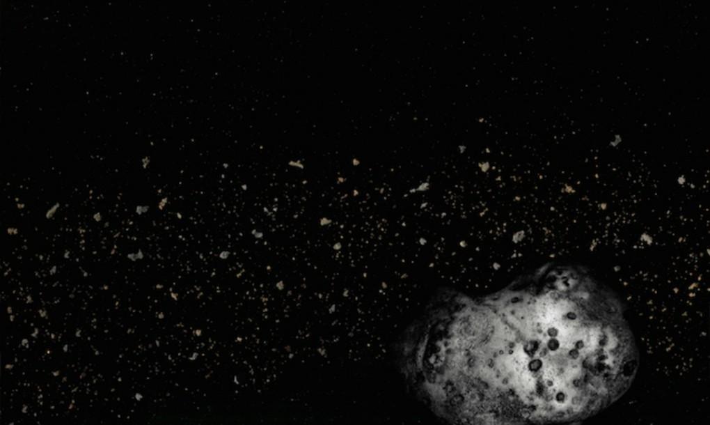 Космические пространства из продуктов Нэвида Барати