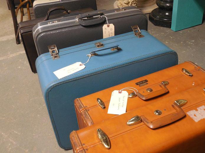 Багаж, чемоданы