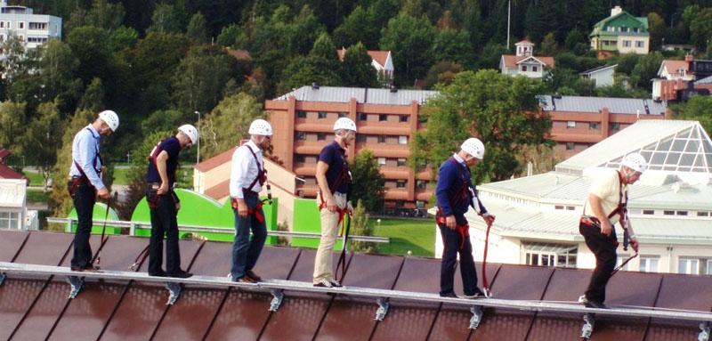 Туры в Стокгольм, экскурсия по крышам