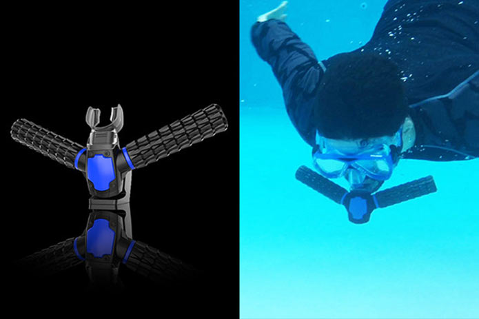 Triton - искусственные жабры - будущее дайвинга