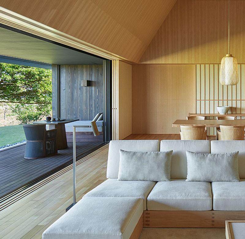 Отель Amanemu Resort в Японии