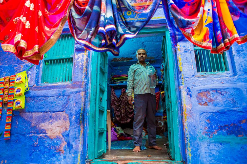 Житель Джодхпура