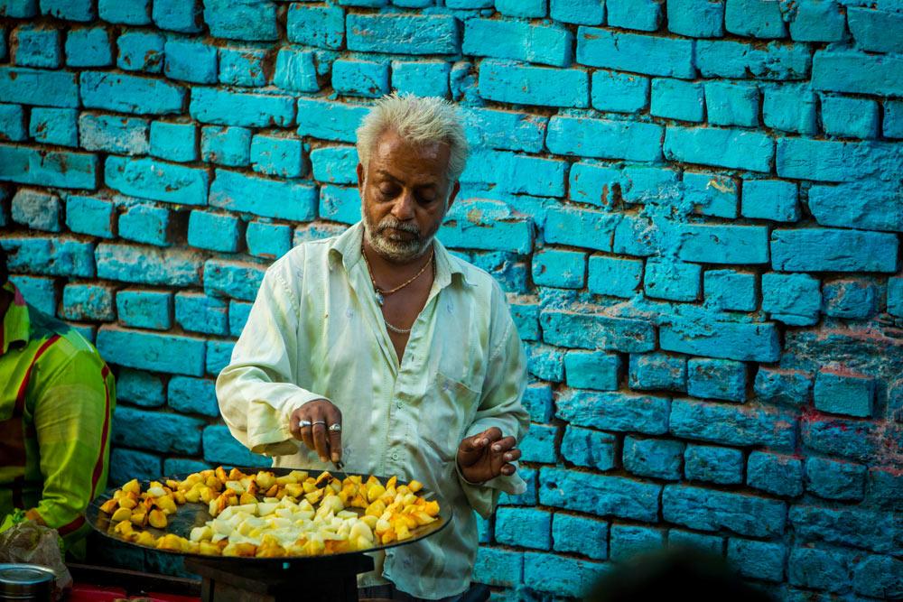 Уличная кухня в Джодхпуре