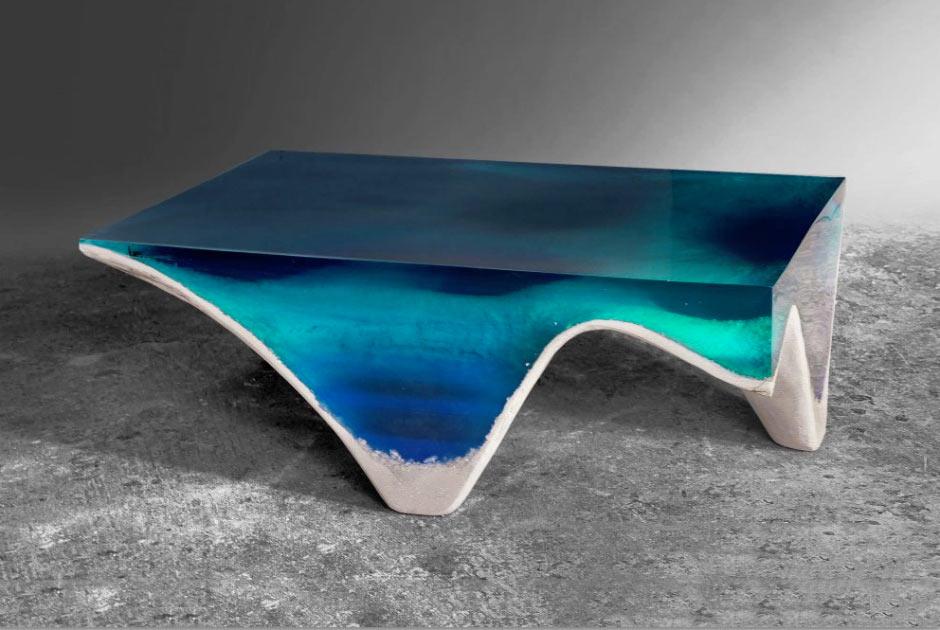 Дизайнерские столы DelMare