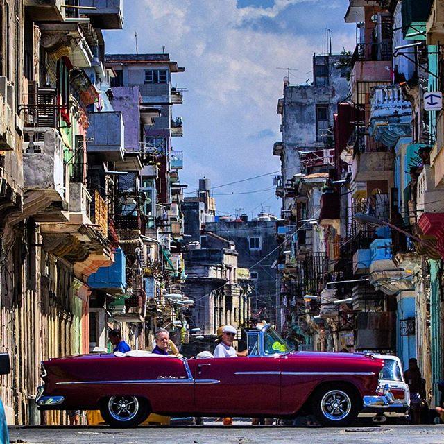 Путешествие по Гаване на кабриолете
