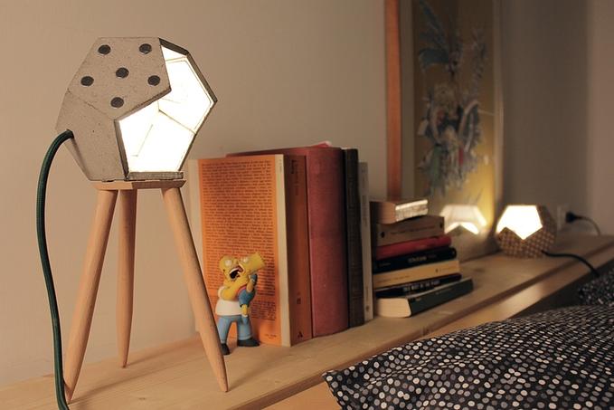 Модульный светильник D-Twelve на Kickstarter
