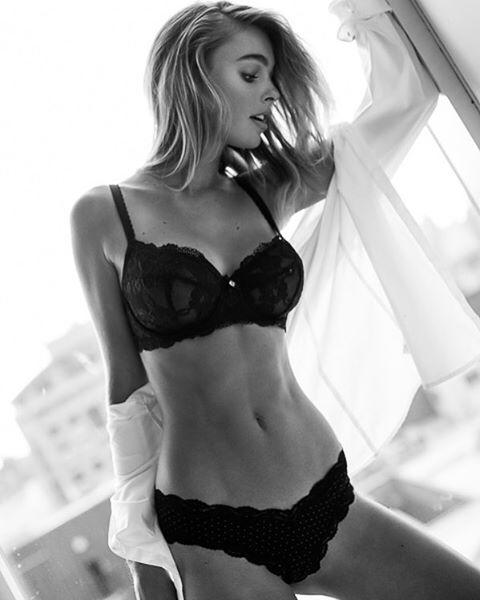 Элизабет Тернер модель Бренда Guess