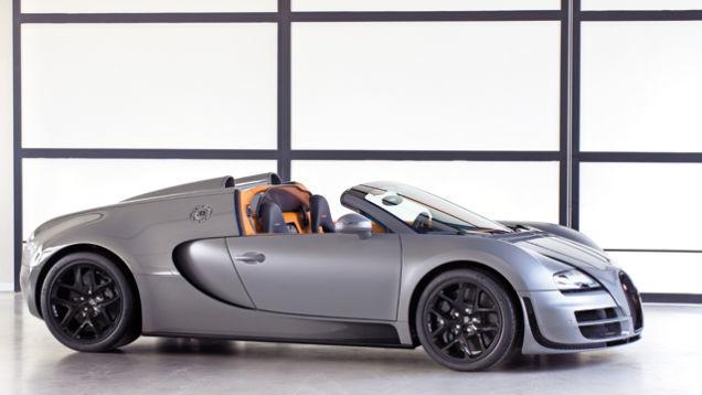 Авто классика будущего Bugatti Veyron