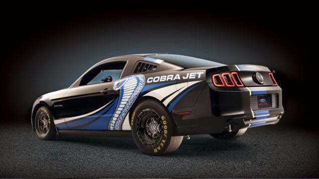 Ford Mustang Cobra Jet будущая авто классика