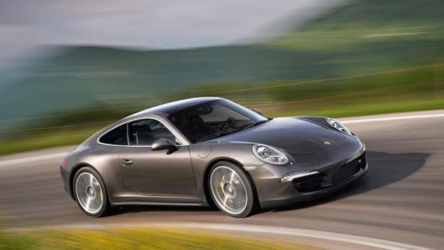 Porsche 911 Carrera будущая авто классика