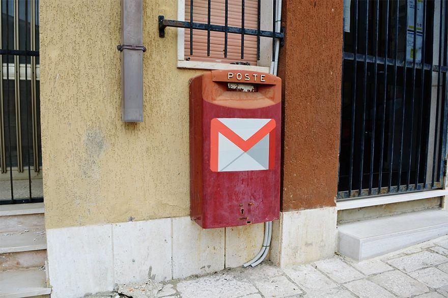 Gmail in Civitacampomarano