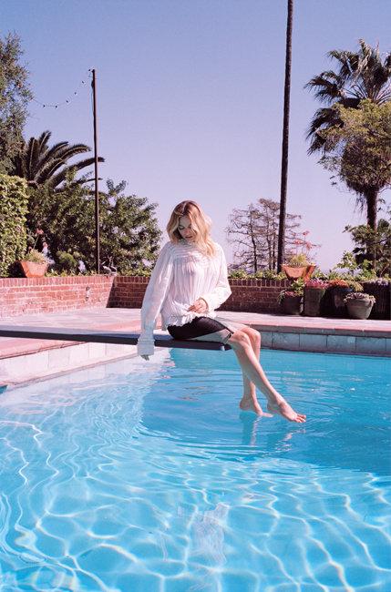 Марго Робби фото для журнала Oyster Magazine