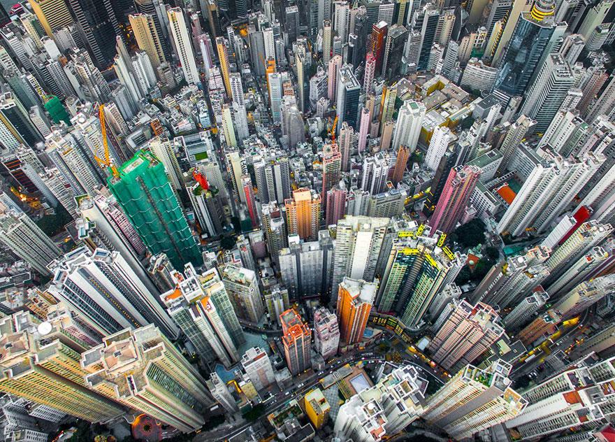 Городские джунгли, Гонконг, Китай, конкурс фотографий National Geographic трэвел-фотограф года 2016