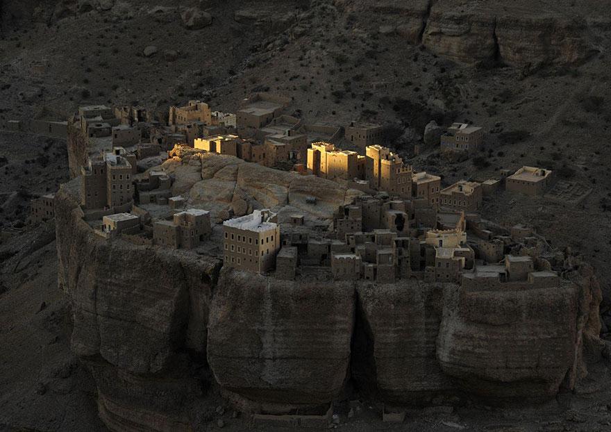 Йеменская крепость, Вади Доан, Йемен, конкурс фотографий National Geographic трэвел-фотограф года 2016