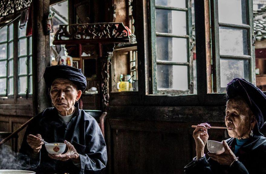 Внеурочный ланч, Китай, конкурс фотографий National Geographic трэвел-фотограф года 2016