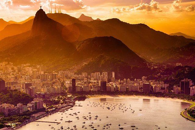 Рио-де-Жанейро, 80 дней до Олимпиады