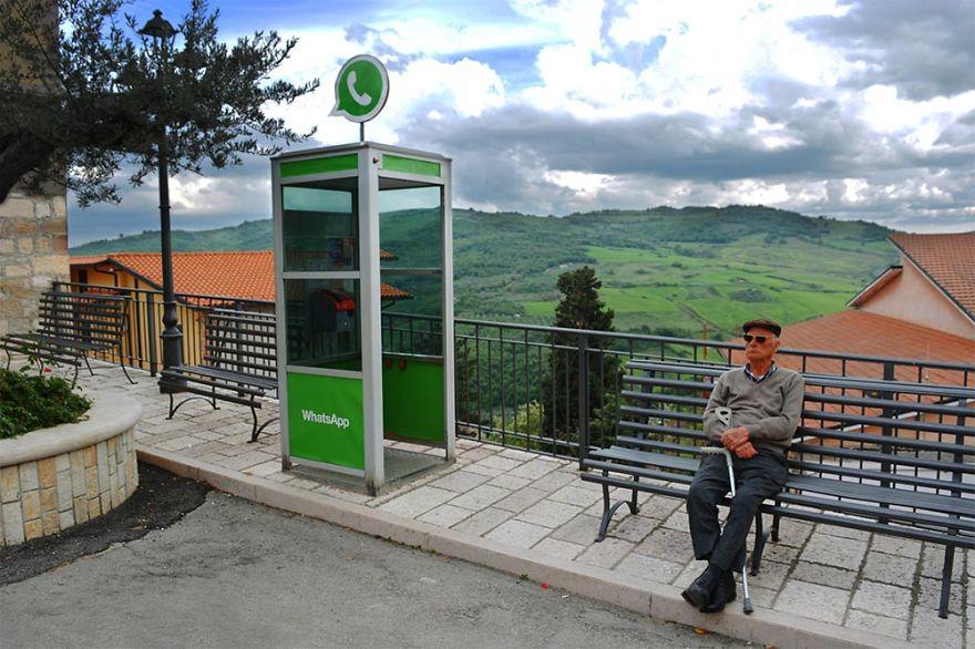 Whatsapp in Civitacampomarano