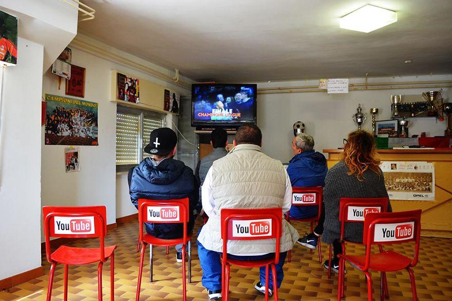 Youtube in Civitacampomarano
