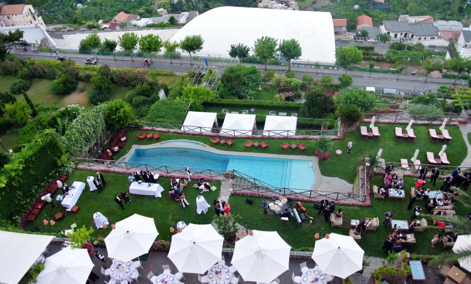 Hotel Palazzo Avino lounge places
