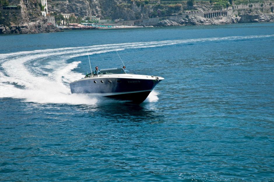 Hotel Palazzo Avino boating