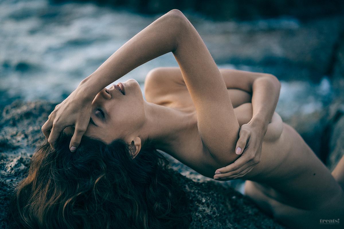 Luana by Damien Vignaux for Treats! Magazine