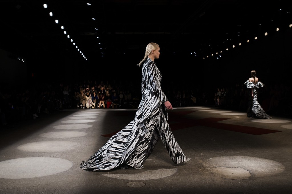 Fashion from the Christian Siriano Fall-Winter 2016 collection