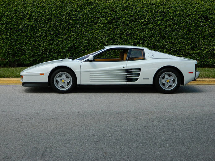 Jordan Belfort's 1991 Ferrari Testarossa Is For Sale
