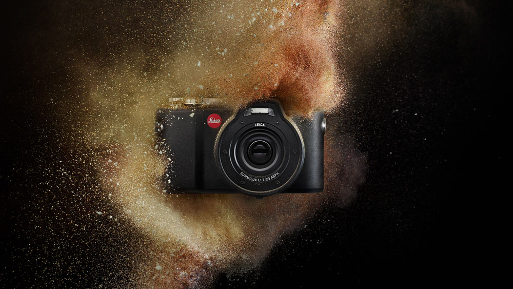 Leica X-U Dustproof