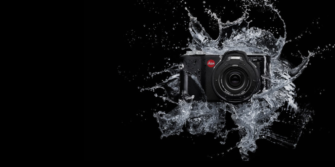 Leica X-U Waterproof Camera
