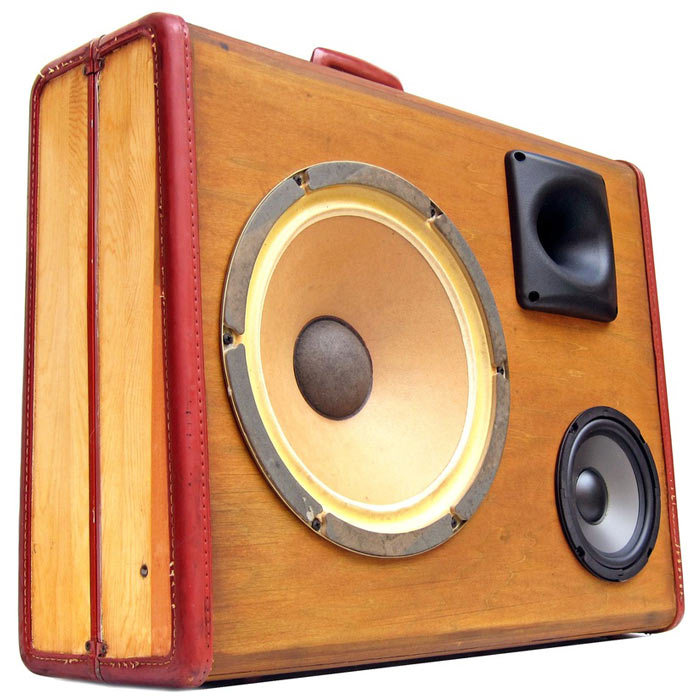 The Boom Case Rustic Grain