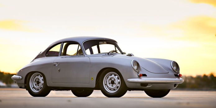 Porsche 356 B 2000 GS Carrera 2 Coupe, 1963 г.