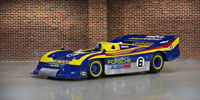 Porsche 917/30 Can-Am Spyder, 1973 г.