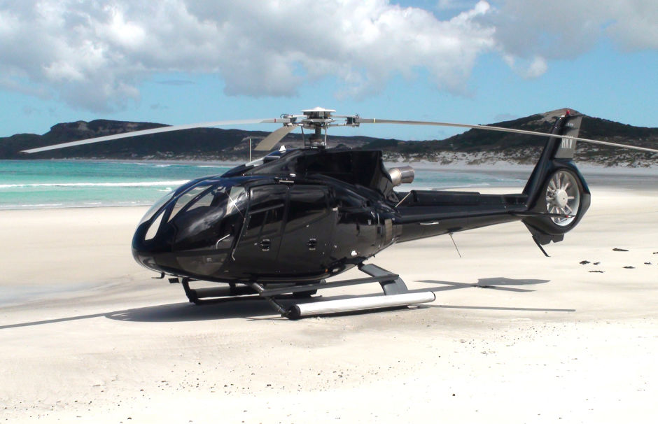 Silverfern Helicopter