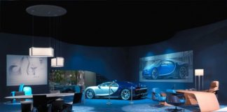 Bugatti home collection. Salone del Mobile 2016