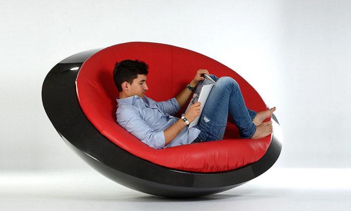 Дизайнерские кресла «НЛО». «UFO» Chair by It One Off