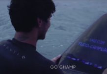 Samsung Galaxy Surfboard teaser with Gabriel Medina